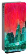 Houston Skyline 91 - Pa Portable Battery Charger