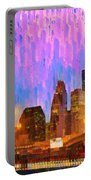 Houston Skyline 93 - Pa Portable Battery Charger