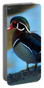 How Much Wood Could A Wood Duck Chuck Portable Battery Charger