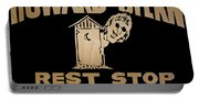 Howard Stern Rest Stop Portable Battery Charger