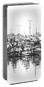 Howth Ireland Bw Portable Battery Charger