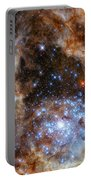 Hubble Finds Massive Stars Portable Battery Charger