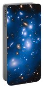 Hubble Sees Ghost Light From Dead Galaxies Portable Battery Charger