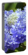 Huge Hydrangea Portable Battery Charger by Al Powell Photography USA