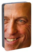 Hugh Grant Portable Battery Charger