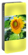 Humongous Sunflower Portable Battery Charger