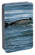 Humpback Tail Fins Portable Battery Charger