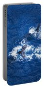 Humpback Whales Aerial Portable Battery Charger