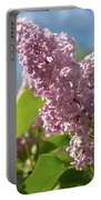 Hungarian Lilac 4 Portable Battery Charger