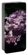 Hungarian Lilac 7 Portable Battery Charger