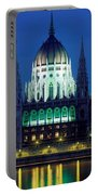 Hungarian Parliament Building Portable Battery Charger