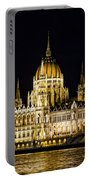 Hungarian Parliament Portable Battery Charger