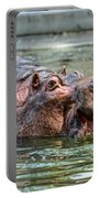 Hungry Hungry Hippo Portable Battery Charger