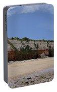 Hunstanton Cliffs Portable Battery Charger
