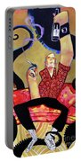 Hunter S. Thompson Portable Battery Charger