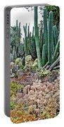 Huntington Desert Garden In San Marino-california Portable Battery Charger