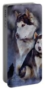 Husky - Night Spirit Portable Battery Charger