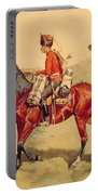 Hussar Russian Guard Corps Portable Battery Charger