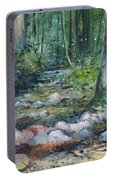 Hutan Perdic Forest Malaysia 2016 Portable Battery Charger