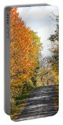 Huyck Preserve Fall Portable Battery Charger