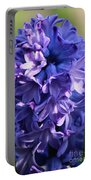 Hyacinth Highlights Portable Battery Charger