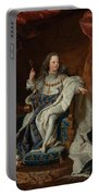 Hyacinthe Rigaud Portable Battery Charger