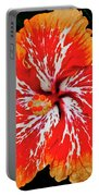 Hybrid Hibiscus II Maui Hawaii Portable Battery Charger