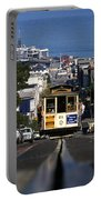 Hyde Street Cable Car 1978 Portable Battery Charger