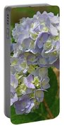 Hydrangea Flowers Portable Battery Charger