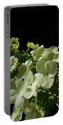 Hydrangea Formal Study Landscape Portable Battery Charger