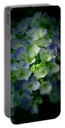 Hydrangea - Flowers Portable Battery Charger