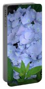 Hydrangea Three Portable Battery Charger