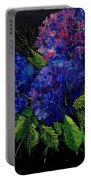 Hydrangeas 66 Portable Battery Charger