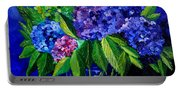 Hydrangeas 88 Portable Battery Charger