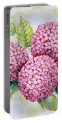 Hydrangeas-jp3880 Portable Battery Charger