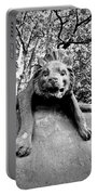 Hyena On The Wall Portable Battery Charger
