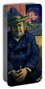 I Am Afraid You Will Never Deliver That Letter To Theo Van Gogh Portable Battery Charger
