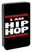 I Am Hiphop Portable Battery Charger