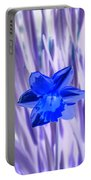 I Am So Blue Portable Battery Charger