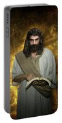 I Am Watching To See That My Words Come True Portable Battery Charger