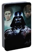 I Am Your Father Portable Battery Charger
