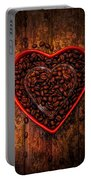 I Love Coffee 4 Portable Battery Charger