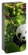 I Love Grapes B Portable Battery Charger