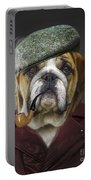 I Totally Agree Portable Battery Charger by Kathy Tarochione
