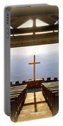 I Will Lift My Eyes To The Hills Psalm 121 1 Vertical 2 Portable Battery Charger