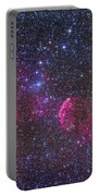 Ic 443 Supernova Remnant In Gemini Portable Battery Charger