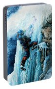 Ice Climb Portable Battery Charger