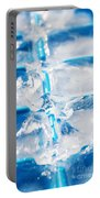 Ice Cubes Portable Battery Charger by Carlos Caetano