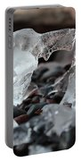 Ice Formations Portable Battery Charger