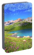 Ice Lakes Basin  Portable Battery Charger